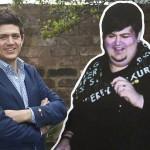 Após ver sua foto no Facebook, rapaz inicia dieta e perde quase 100 quilos