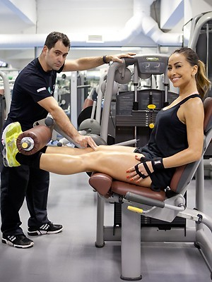 The personal trainer amp her mandingo lover 3