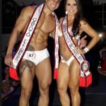Diogo e Nathália são o Garoto e Garota Fitness São Paulo 2013