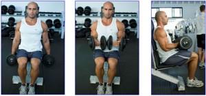 Super série de hipertrofia para ombros