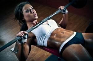 Dúvidas sobre musculação feminina
