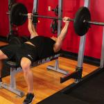 Principais exercícios musculação