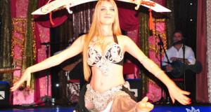 Musculação e Dança do Ventre