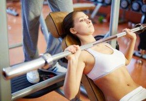 Respiração e musculação