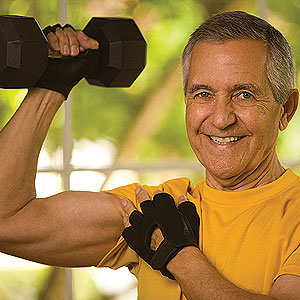 Musculação ajuda até no controle do colesterol