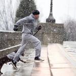 Treinar em épocas de frio pode ser mais saudável