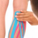 Conheça os benefícios da bandagem adesiva usada no esporte