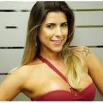 Treino de Ana Paula Mineratto – Panicat e Musa do Corinthians
