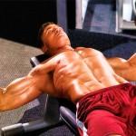 Treino para ganho de massa muscular