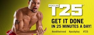 Focus T25 – Emagrecer em casa