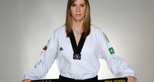 Natália Falavigna – Primeira medalhista olímpica do Taekwondo brasileiro