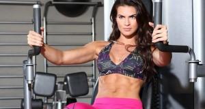 Renata Molinaro Panicat – Treino e dieta