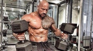 The Rock – Dwayne Johnson – Treino e Dieta