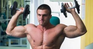 Principais exercícios para deltoides / ombros